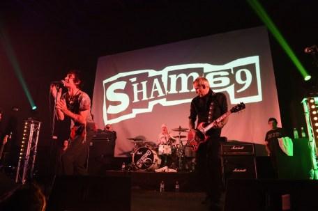 Jimmy Pursey Sham 69