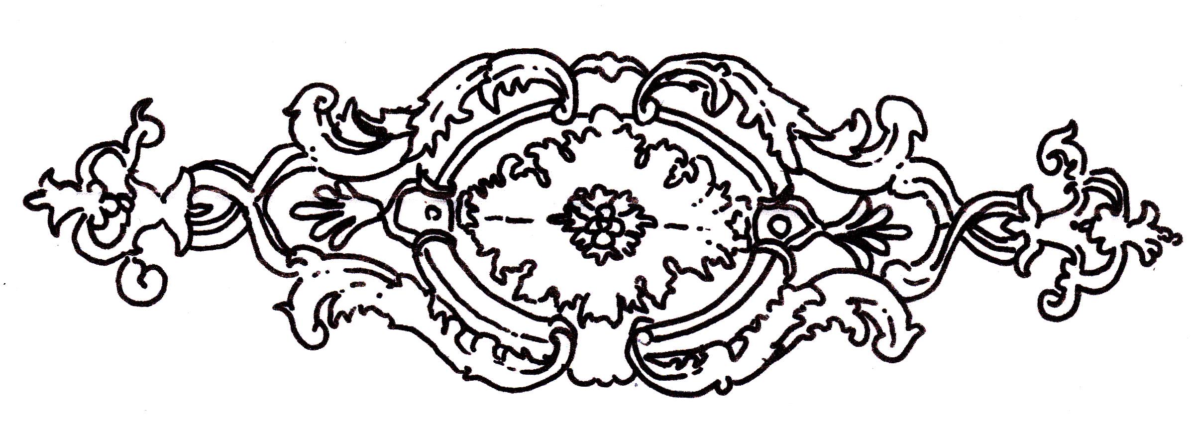 Wooden Decorative Scroll Saw Ornamental Patterns PDF Plans