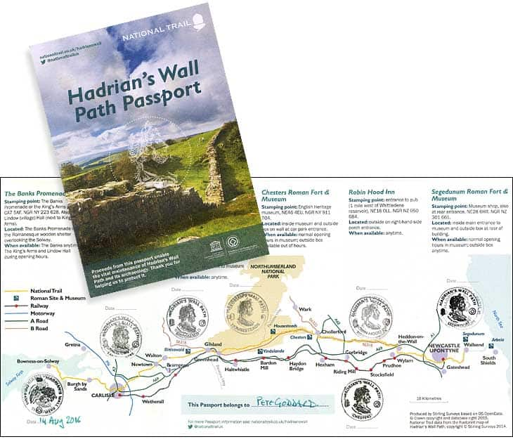 Hadrians Passport