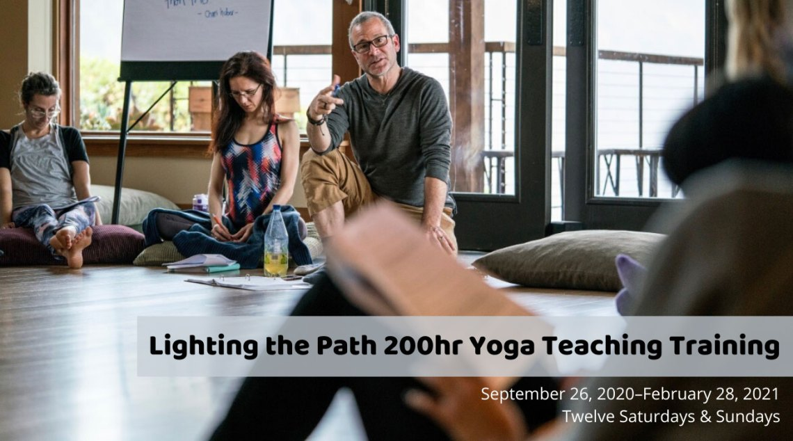 Lighting the Path Yoga Teacher Training