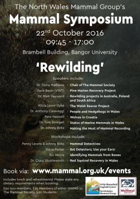 north-wales-mammal-symposium
