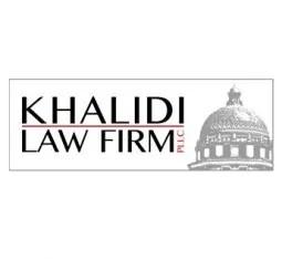 Khalidi Law Firm Logo Design