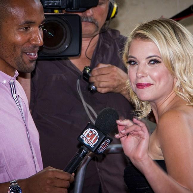 TIFF 2012: Ashley Benson