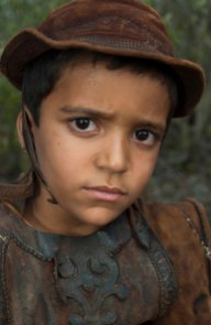 A Brazilian 'Vaquiero' cowboy is shown in leather clothing. Photo by indigenous person photographer Pete Oxford.