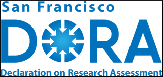 DORA-Logo: San Francisco Declaration on Research Assessment