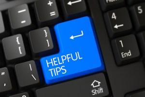 helpful tipss