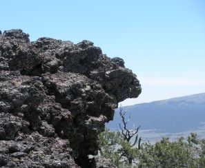 Volcanic Sentinel- Capulin, NM