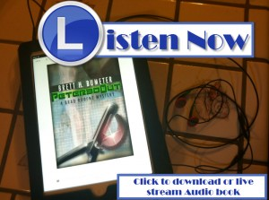 Peter3d Out, Get the audio book short story - Listen Now on MP3