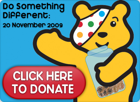 Donate to Childrenm in Need 2009