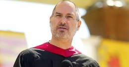 Steve Jobs on living, loving and learning