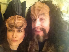 Klingon photo by Amy Guth