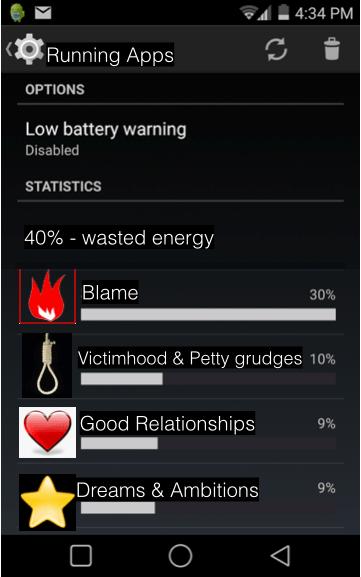 Blame app