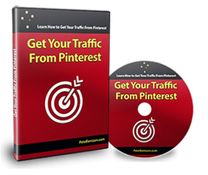 Pinterest traffic video course