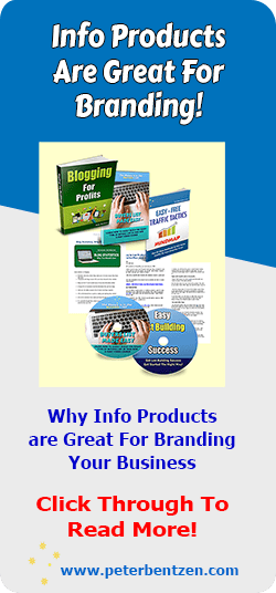 Brand Building with Info Products