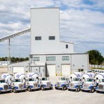In addition to the recent purchase of The Peterbilt Model 567, Beran operates 15 Peterbilt Model 365s