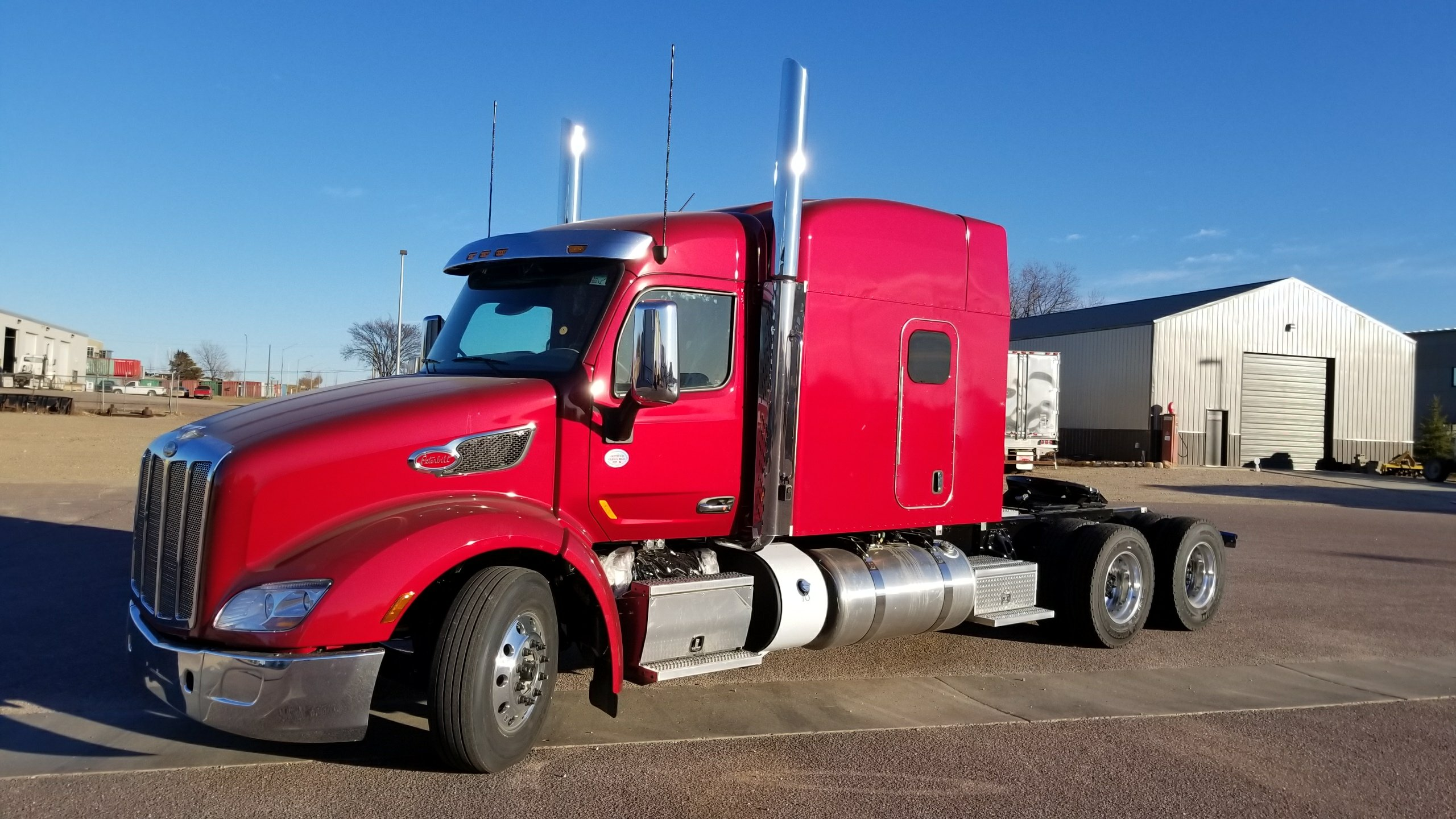 Wallpaper Stores In Sioux Falls Sd Diamond Red 2018 579 Just In Peterbilt Of Sioux Falls