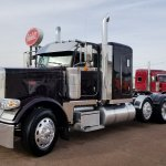 2016 389 With Pusher Just In Peterbilt Of Sioux Falls