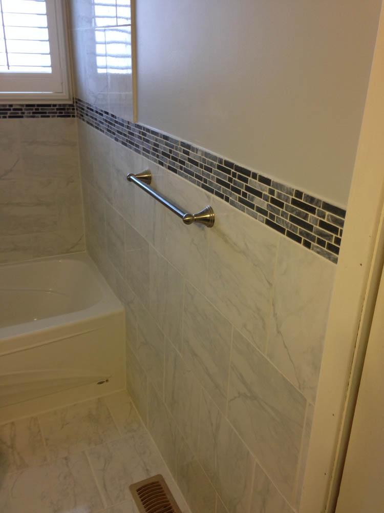 premium ceramic tile wall surrounds