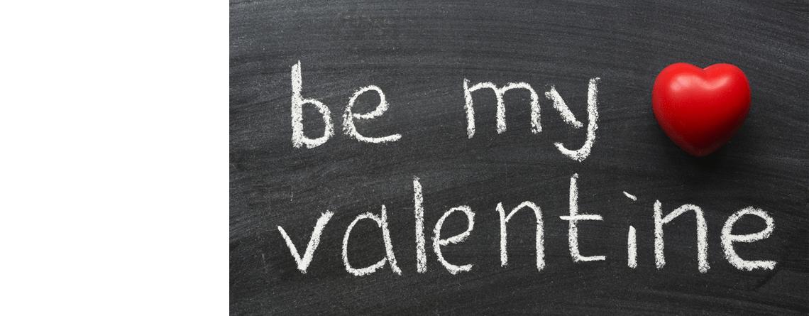 Celebrate Valentine's Day on February 14th