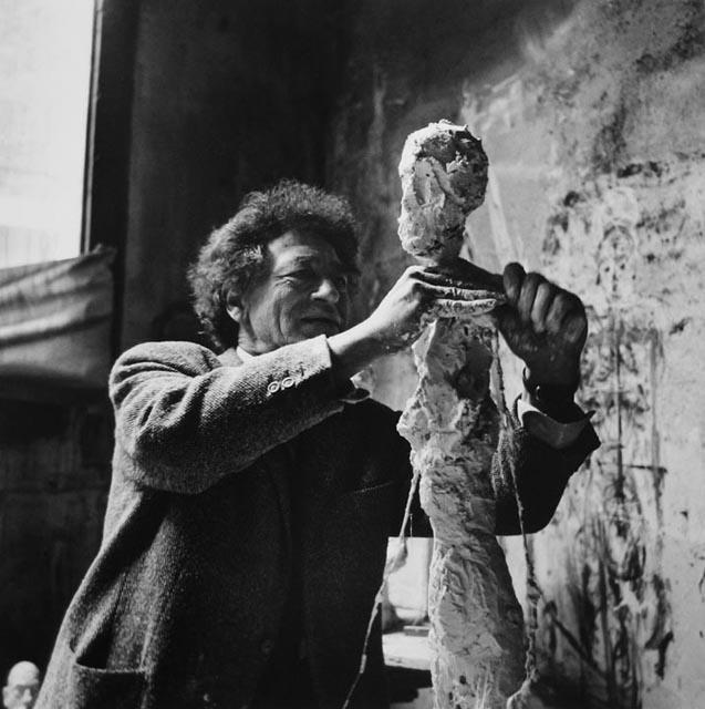 Giacometti  Peter an Bellamy