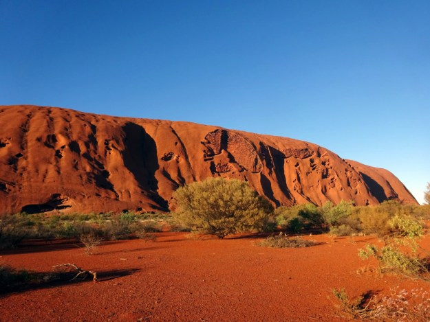 just another uluru photo