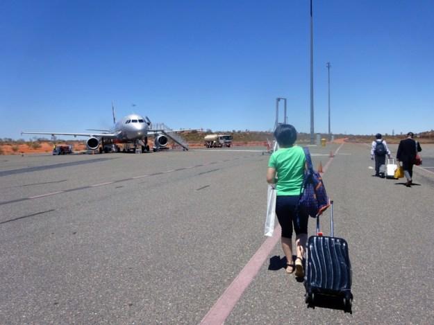 uluru airport