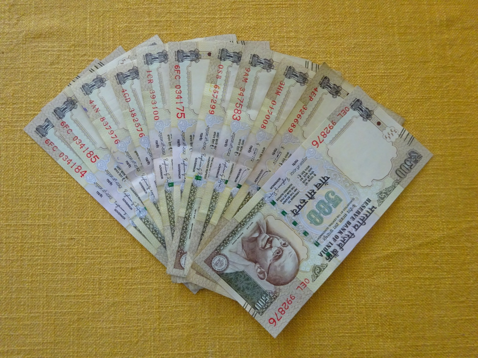 50 (ish) Things I Learned After Demonetisation