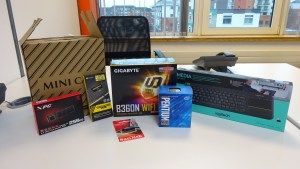 how to build a mini pc