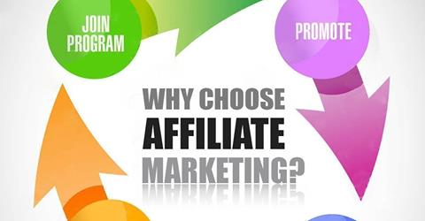 why choose affiliate marketing