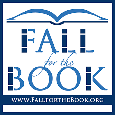 Fall for the Book Festival Logo