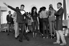 Behind the Scenes at ZFUK Fashion
