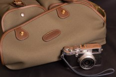 Billingham Hadley Large and Fujifilm X100F