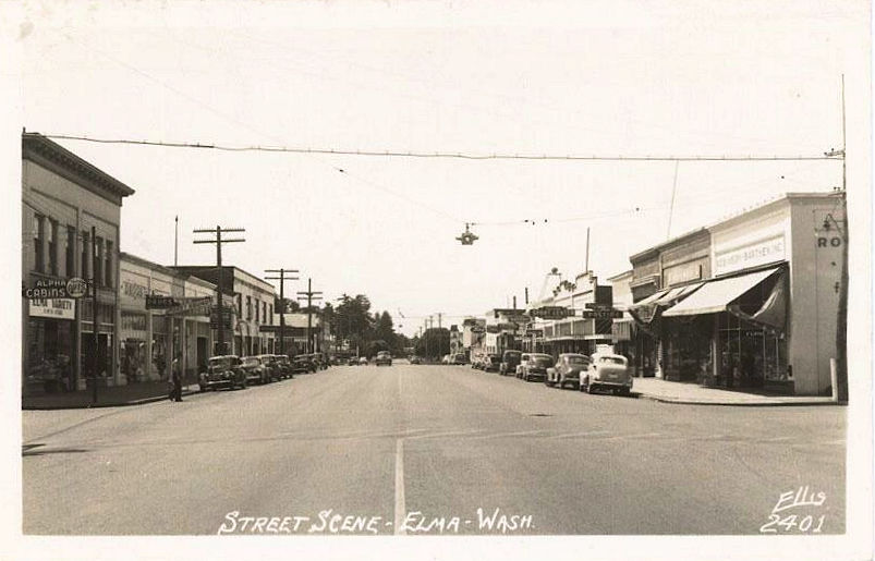 Image result for elma wa main street