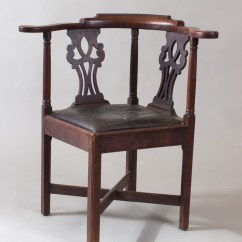 Wooden Corner Chair Hammock Home Depot Peter H Eaton Antiques 8 Federal St Wiscasset Me 04578 A Very Fine Chippendale