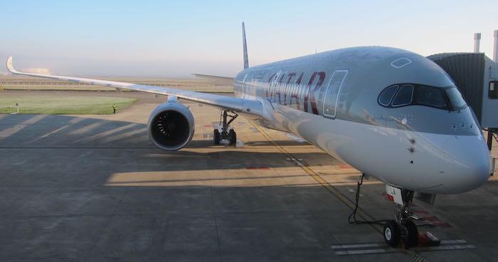 kapasiteten med A350