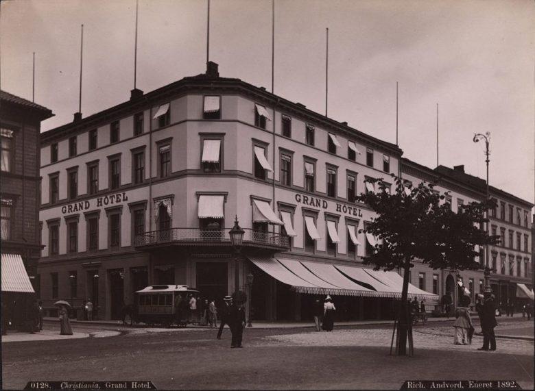 godkjent Grand Hotel Oslo