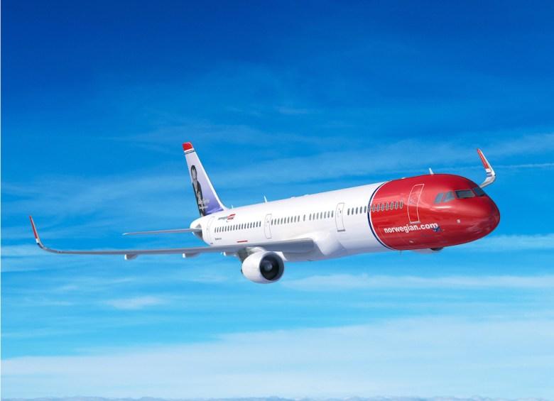 gambler med passasjerene leier inn passasjervekst i mai gratulerer med dagen storbyferie dekke alle rutene Norwegian med passasjervekst