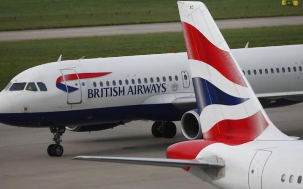 British Airways Executive Club Silver på en tur !