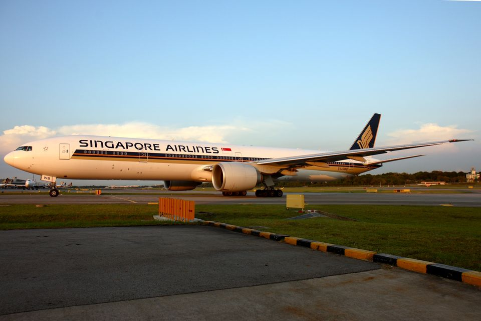 med Singapore Airlines