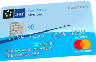 SAS EuroBonus World Mastercard har fått en ordentlig face lift