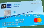 Tre dager med doble poeng – SAS EuroBonus Mastercard Premium