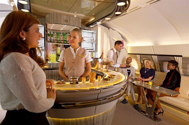A380-loungen