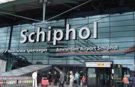 Tekniske problemer ved Amsterdam Schiphol