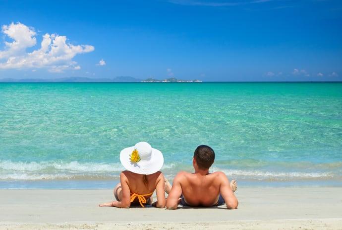Strand kommer før sex – når barna er på barneklubb