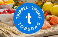 Trippel-Trumf Torsdag 19 oktober 2017