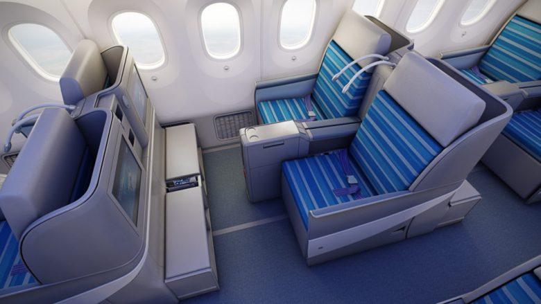 LOT Business Class Sri Lanka Polish Airlines