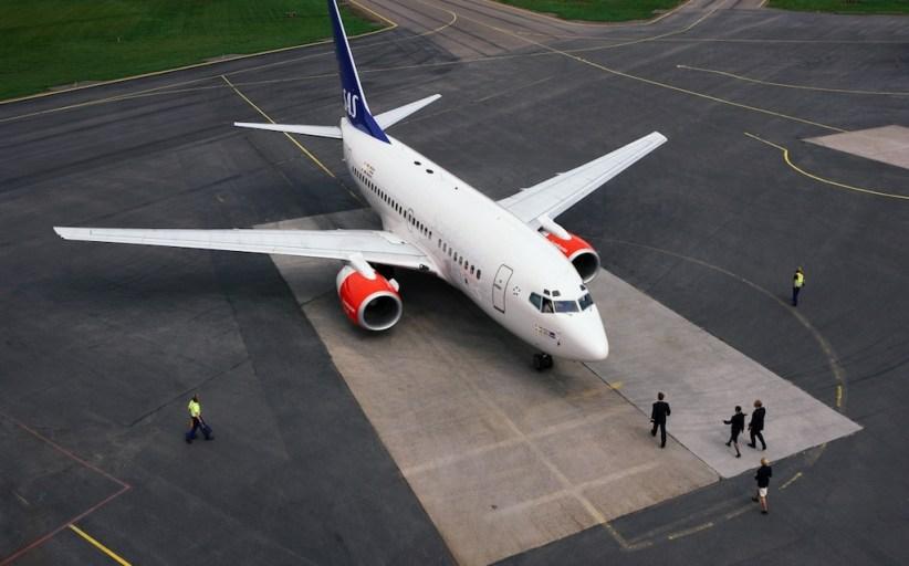 SAS: Utfører kontroll på 66 Boeing 737