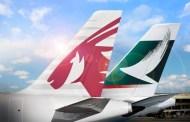 Qatar Airways ønsker å øke eierandelen i Cathay Pacific