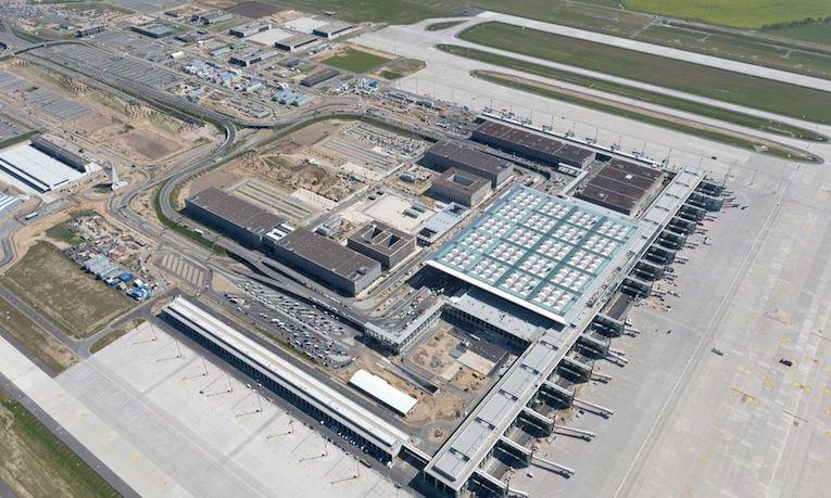flyplassen i Berlin