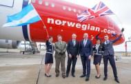 Norwegian har landet i Argentina